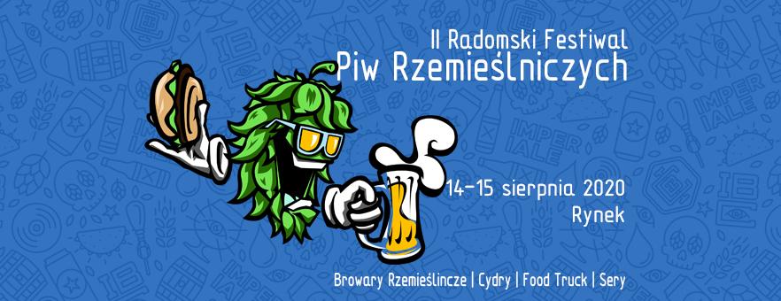 Radomski Festiwal Piw Rzemieślniczych