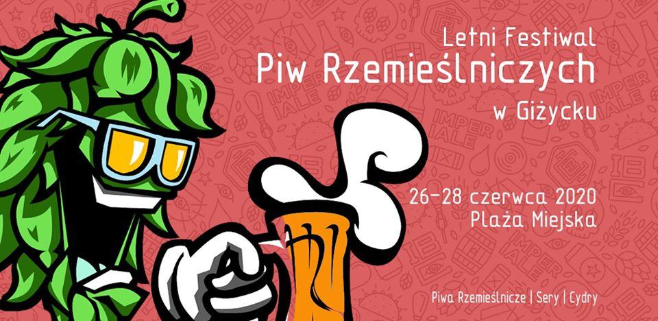 Letni Festiwal Piw Rzemieślniczych w Giżycku